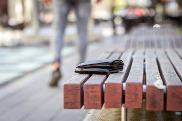 nápad napodnikanie - GPS peňaženka